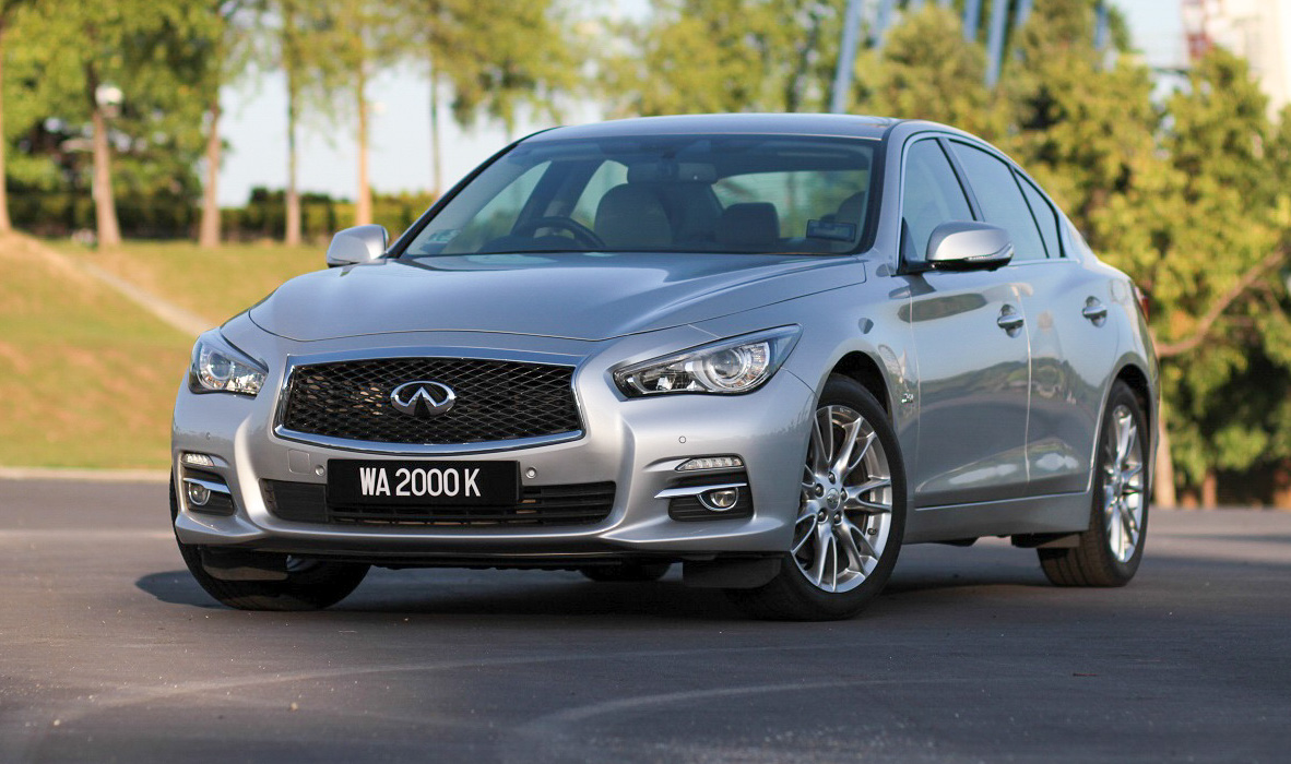 review of the infiniti q50 in malaysia. Black Bedroom Furniture Sets. Home Design Ideas