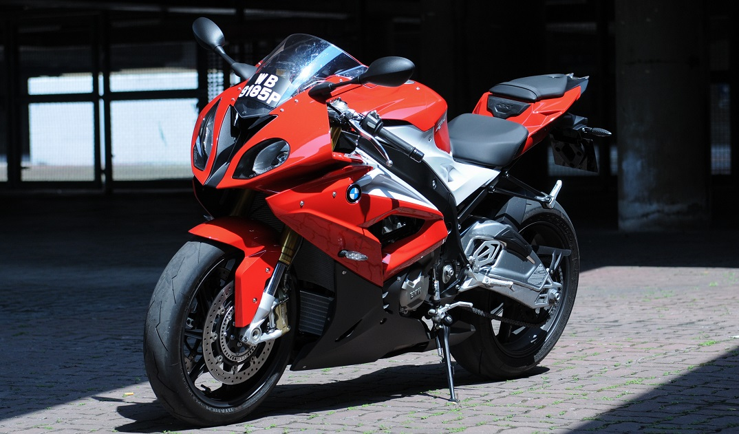 Bmw S1000rr Power Is Nothing Without Control