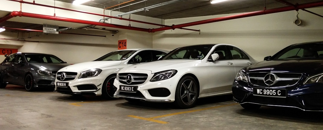 Mercedes-Benz C250 AMG