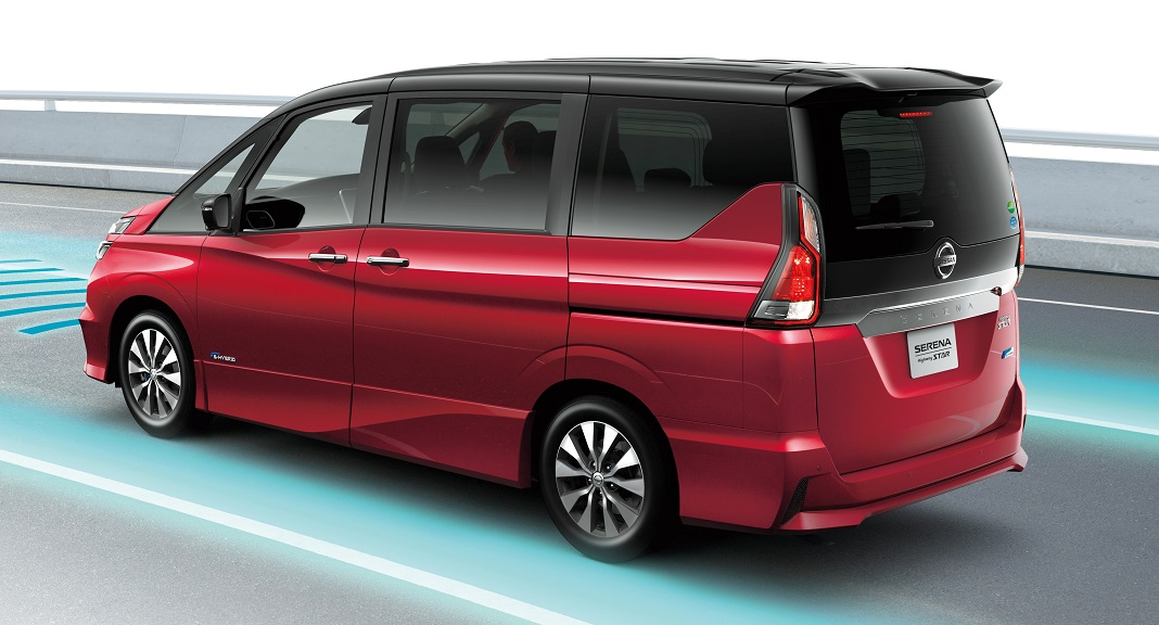 Nissan Debuts All-new Serena In Japan