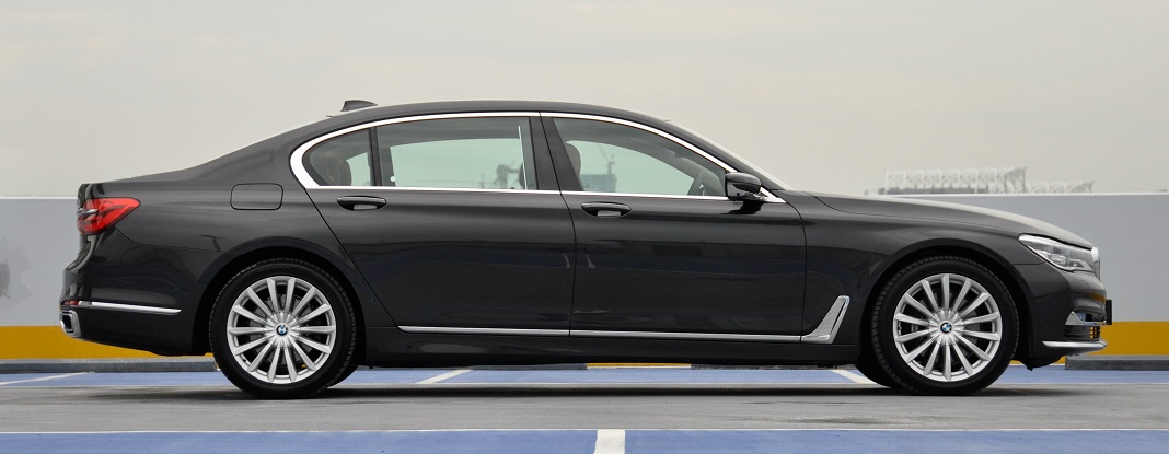 Myths about the BMW 730Li busted