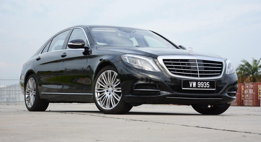 Mercedes-Benz S-Class: Business as usual
