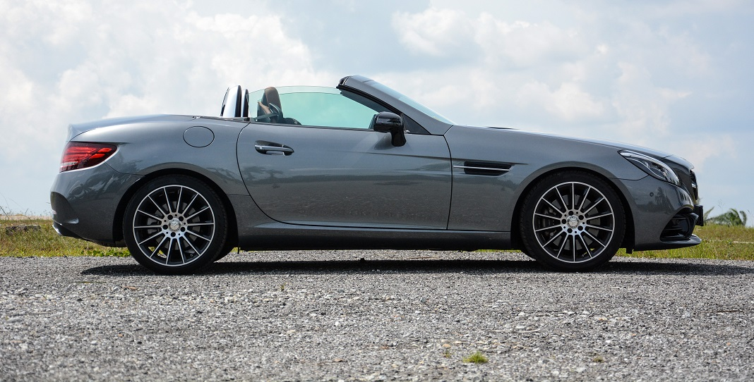 Mercedes Benz Slc 300 Still Slick After All These Years
