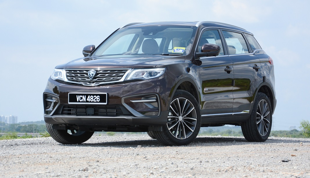 How the Proton X70 aces the 10-minute test drive