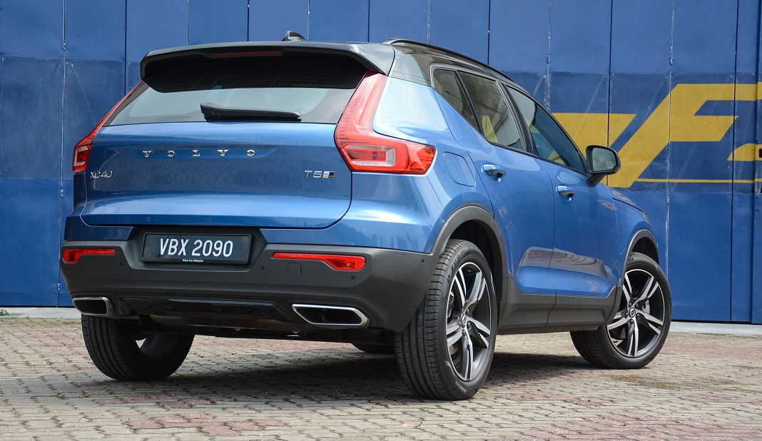 Volvo XC40 T5: The Swede taste of success